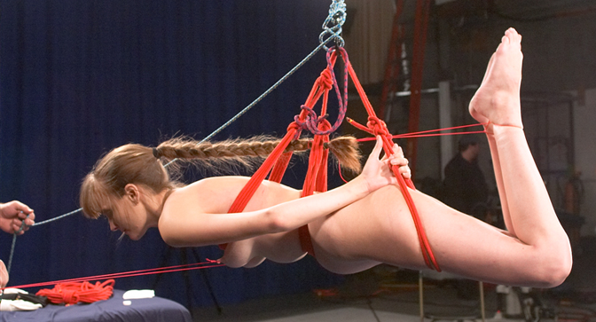BDSM Rope Suspensions
